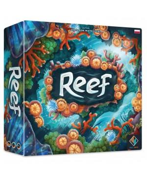 Reef gra logiczna Foxgames