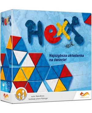 Hexx gra logiczna FoxGames