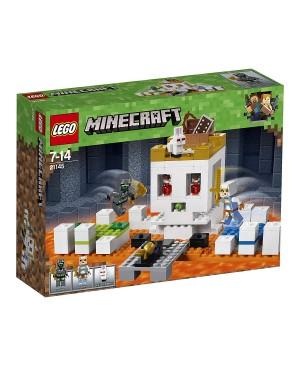 KLOCKI LEGO 21145 MINECRAFT...