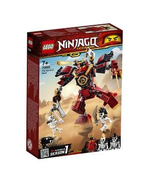 LEGO 70665 NINJAGO MECH SAMURAJ