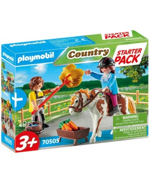 Playmobil 70505 Country...