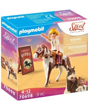 Playmobil 70698 Spirit...