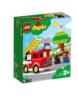 LEGO 10901 DUPLO WÓZ STRAŻACKI