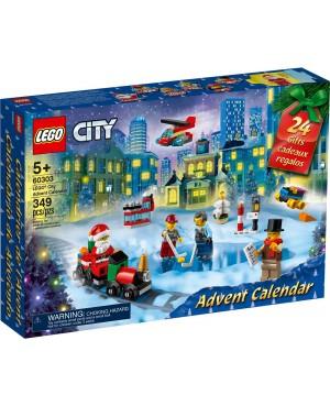 LEGO 60303 City Kalendarz...