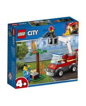 LEGO 60212 CITY PŁONĄCY GRILL