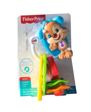FISHER PRICE KLUCZYKI SZCZENIAKA UCZNIAKA FPH63