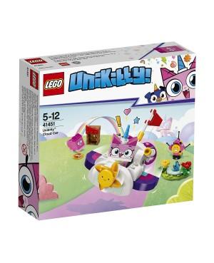 KLOCKI LEGO 41451 UNIKITTY CHMURKOWY POJAZD KICI ROŻEK™