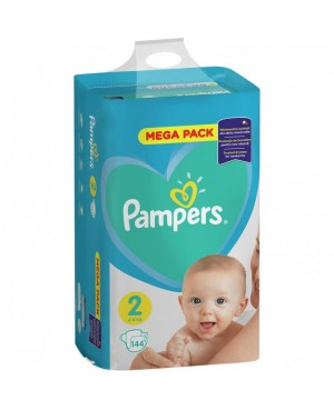 PAMPERS MEGA PACK 2...