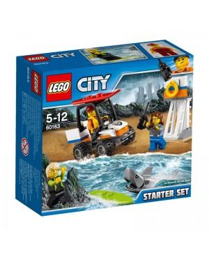 KLOCKI LEGO 60163 CITY STRAŻ PRZYBRZEŻNA