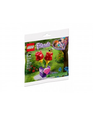 LEGO 30408 FRIENDS KWIAT...