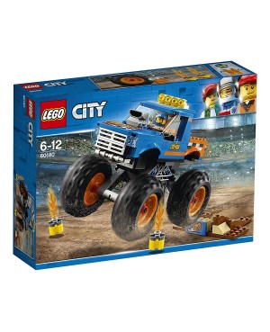 KLOCKI LEGO 60180 CITY MONSTER TRUCK