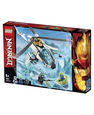 LEGO 70673 NINJAGO SZURIKOPTER