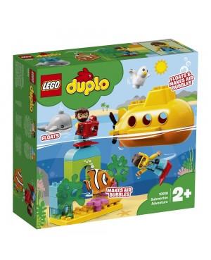 LEGO 10910 DUPLO PRZYGODA W...