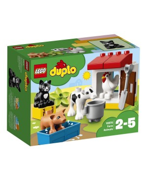 LEGO 10870 DUPLO ZWIERZĄTKA...