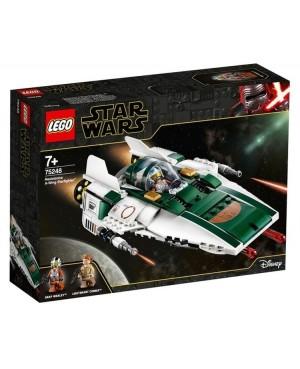 LEGO 75248 STAR WARS MYŚLIWIEC A-WING RUCHU OPORU