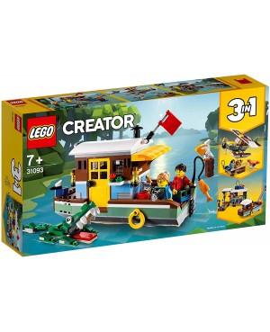 LEGO 31093 CREATOR ŁÓDŹ MIESZKALNA
