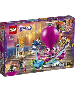 LEGO 41373 FRIENDS KARUZELA...
