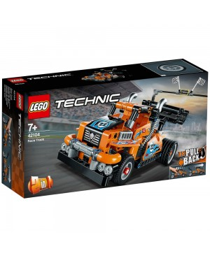 LEGO 42104 TECHNIC CIĘŻARÓWKA WYŚCIGOWA