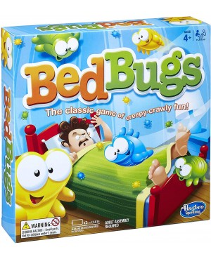 BED BUGS GRA ZRĘCZNOŚCIOWA...
