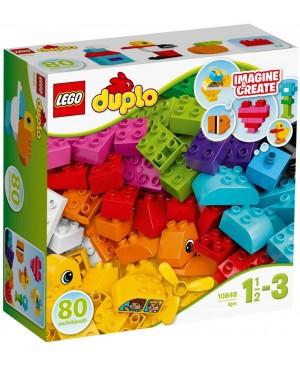 LEGO 10848 DUPLO MOJE PIERWSZE KLOCKI