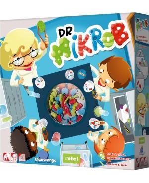 DR MIKROB GRA ZRĘCZNOŚCIOWA REBEL