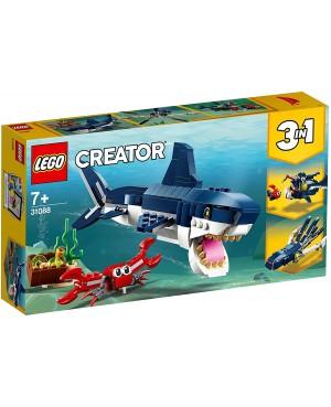 LEGO 31088 CREATOR MORSKIE STWORZENIA