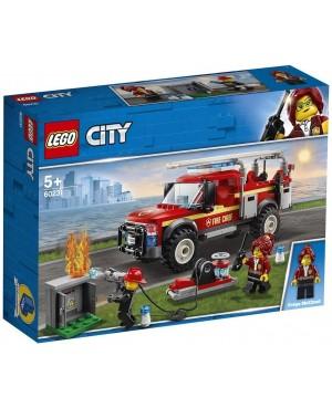 LEGO 60231 TERENÓWKA...