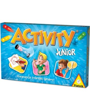 ACTIVITY JUNIOR GRA...