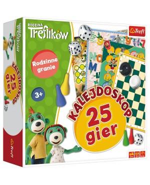 Kalejdoskop 25 gier -...
