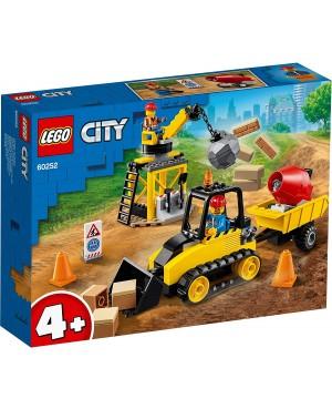 LEGO 60252 CITY  BULDOŻER...