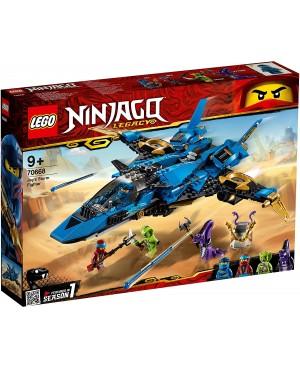LEGO 70668 NINJAGO BURZOWY...