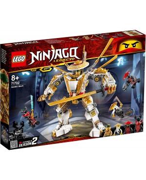 LEGO 71702 NINJAGO ZŁOTA...