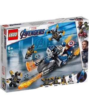 LEGO 76123 SUPER HEROES...