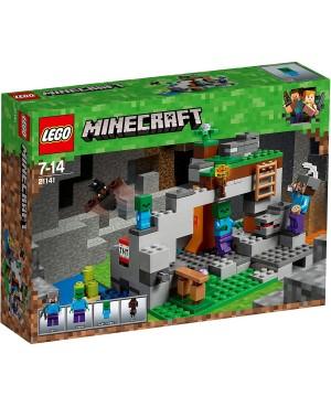 LEGO 21141 MINECRAFT JASKINIA ZOMBIE