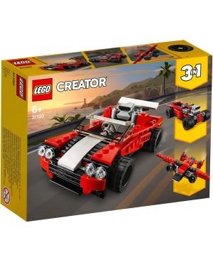 LEGO 31100 CREATOR SAMOCHÓD SPORTOWY