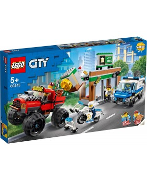 LEGO 60245 CITY NAPAD Z MONSTER TRUCKIEM