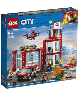 LEGO 60215 CITY REMIZA...