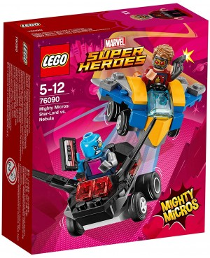 LEGO 76090 MARVEL SUPER...