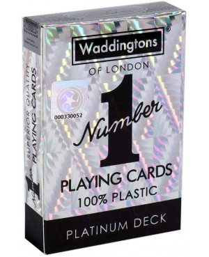 WADDINGTONS no 1 PLATINUM...
