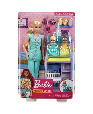 BARBIE Kariera Pediatra...