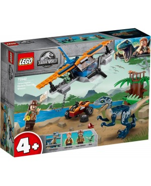 LEGO 75942 JURASSIC WORLD...