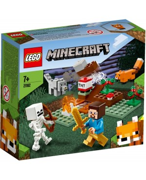 LEGO 21162 MINECRAFT...