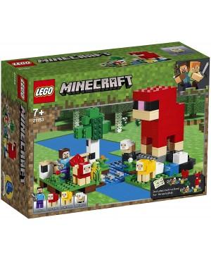 LEGO 21153 MINECRAFT...
