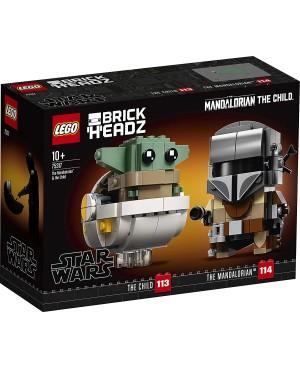 LEGO 75317 BrickHeadz...