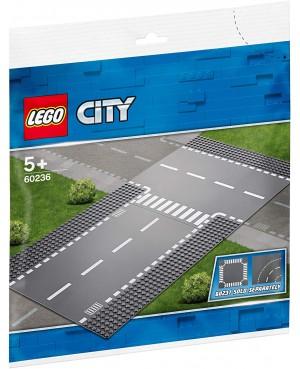 LEGO 60236 CITY Ulica i skrzyżowanie