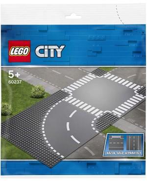 LEGO 60237 CITY Zakręt i...