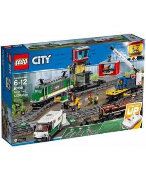 LEGO 60198 City Pociąg...
