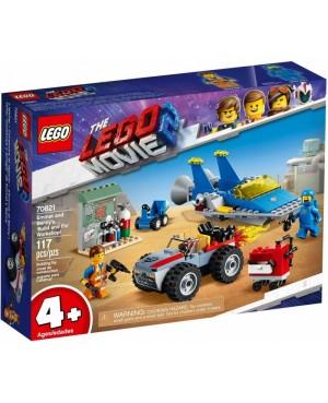 LEGO 70821 Movie Warsztat...