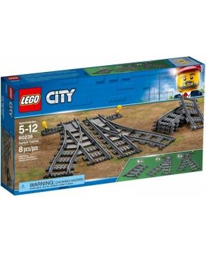 LEGO 60238 City Zwrotnice