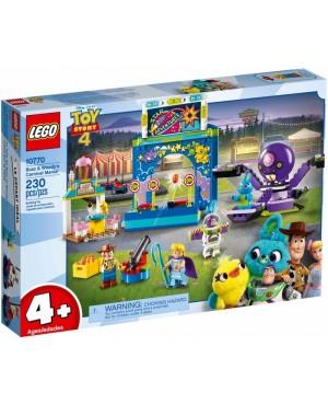 LEGO 10770 Juniors Karnawałowe szaleństwo Chudego i Buzza